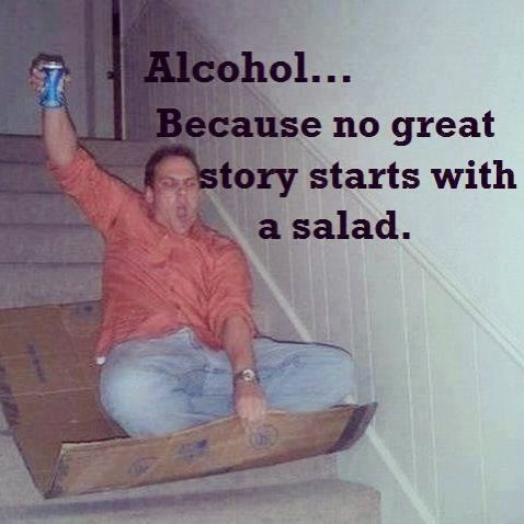 Drunk quote