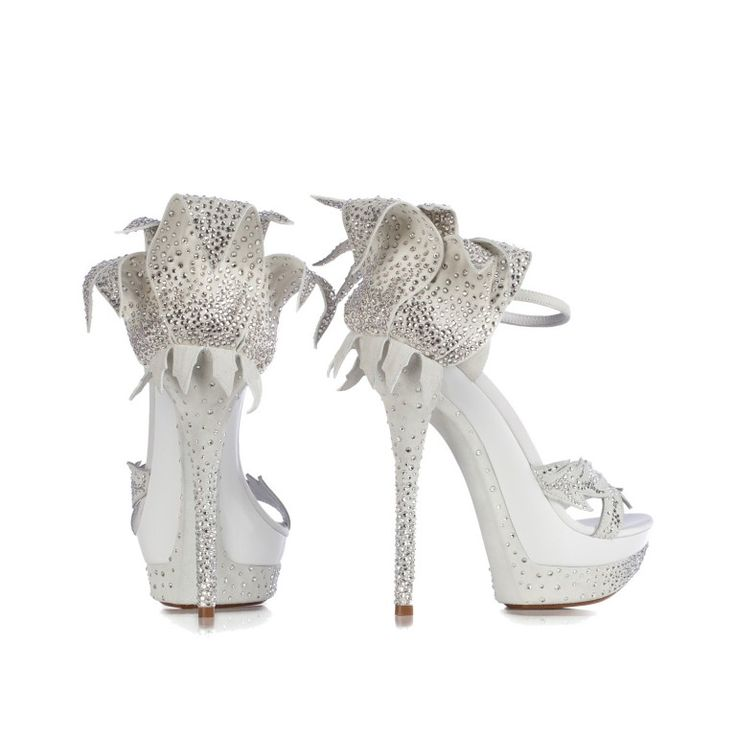 immagine sandalo gioiello raso/camoscio bianco