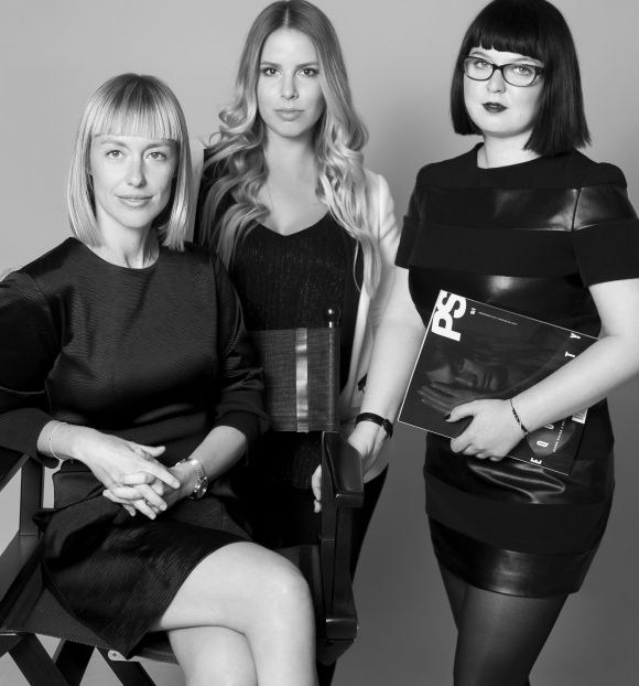 The boss ladies of PS Creative Agency, a brand new creative firm in Hungary. I was lucky enough to do the makeup looks for them. Oleg Borisuk was the photographer. You can check them is the Hungarian Forbes magazine. It was a very inspiring photoshoot, I really like to work with creative minds.