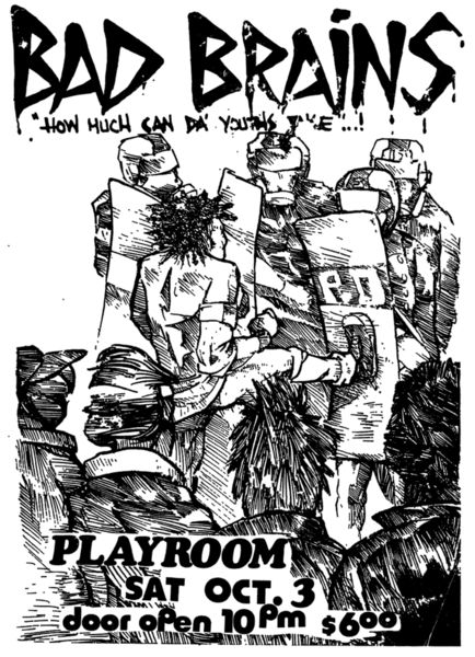 Retro Punk Art Punk