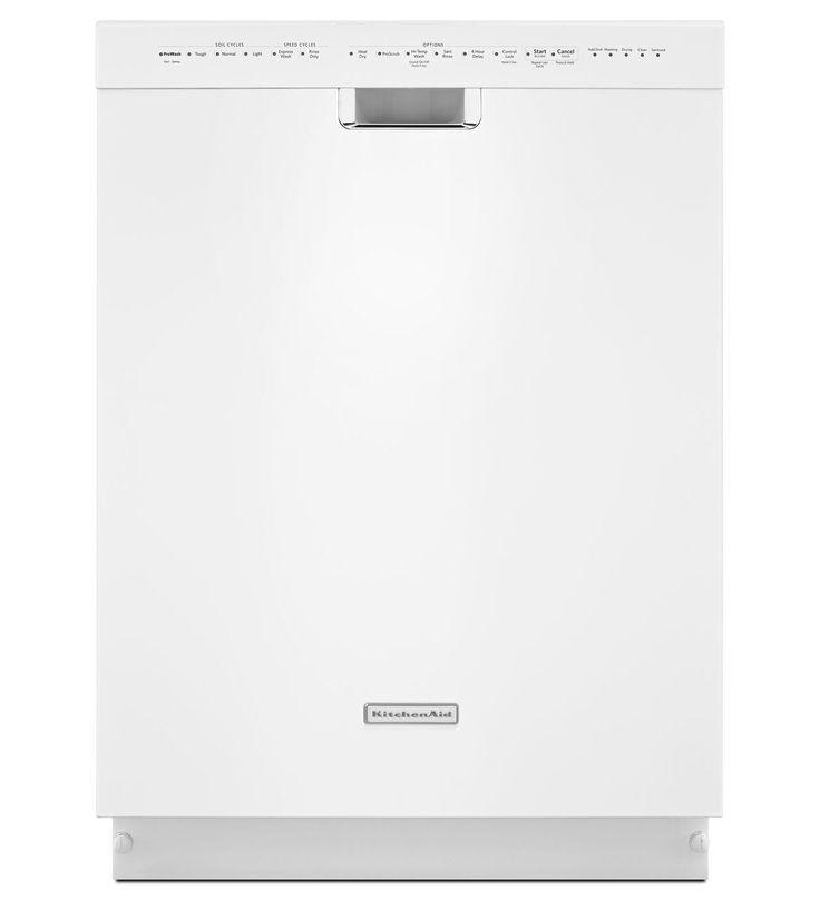 kitchenaid drawer dishwasher manual