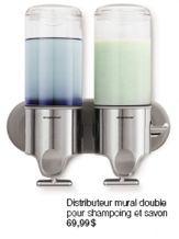 17 meilleures id es propos de distributeur de savon mural sur pinterest distributeur savon. Black Bedroom Furniture Sets. Home Design Ideas