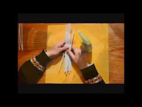 (Srpski) 6. Kako nakvasiti cevcice.