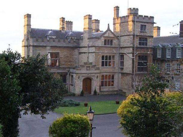 The Old Palace Lincoln England Hotel Is In Bi S House Find This Pin And More On Historic Building Wedding Venues