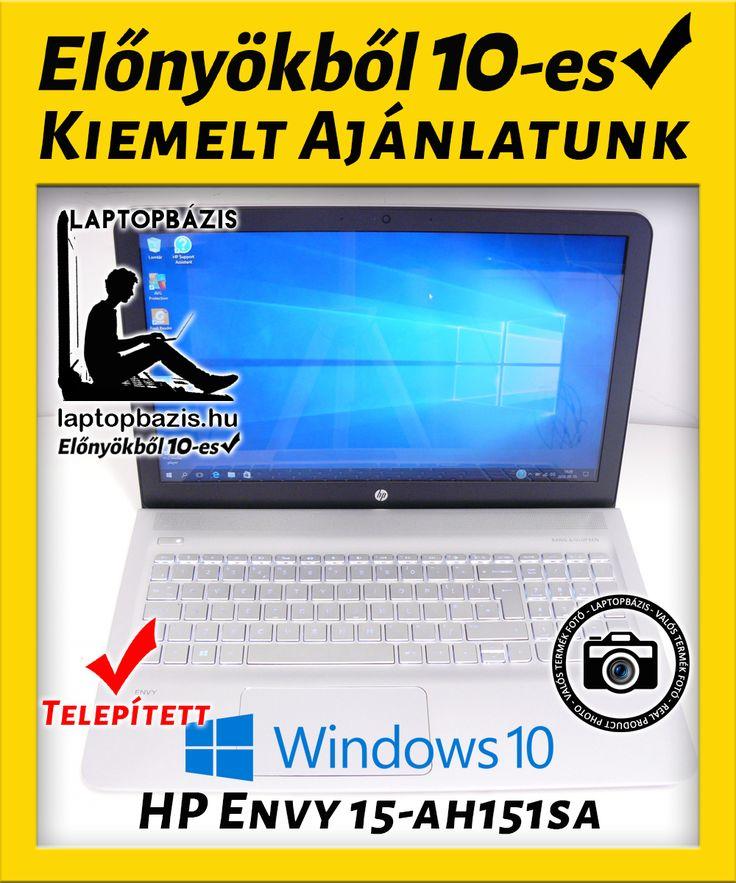 HP Envy 15-ah151sa gamer laptop http://laptopbazis.hu/termek/hp-envy-15ah151sa-gamer-laptop-amd-a108700p-processzor-1-tb-hdd-8-gb-ram-webkamera/62