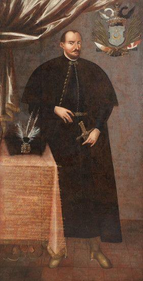Portret Michała Stanisława Tarnowskiego (1590 – 1655), Muzeum Narodowe w Warszawie