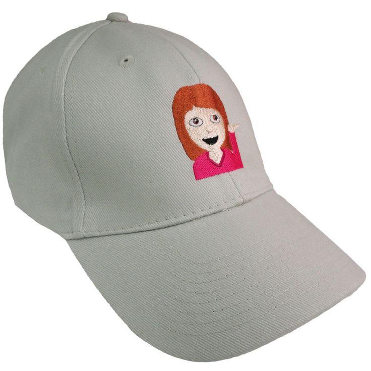 MS RIGHT Emoji - Girl hand Emoji Hats - Buy emoji online - LUCKY Emojis® Cap.