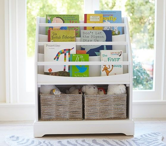 Madison Bookrack Tower | Pottery Barn Kids