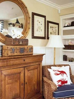 Whether you live in the mountains or seaside, beach and nautical themed rooms are becoming a favorite design.  Color is extremely important to...