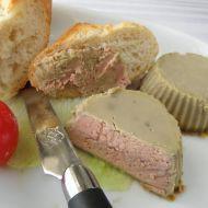 Fotografie receptu: Domácí paštika z kuřecích jater
