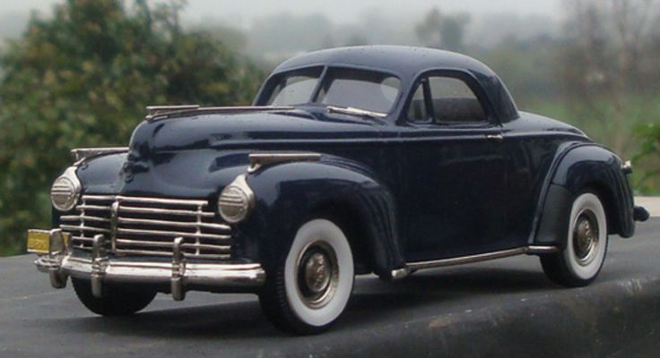1941 Chrysler Saratoga Maintenance/restoration of old/vintage vehicles: the material for new cogs/casters/gears/pads could be cast polyamide which I (Cast polyamide) can produce. My contact: tatjana.alic@windowslive.com