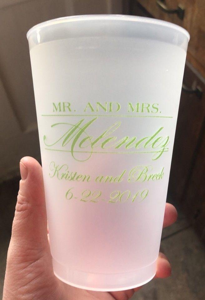 Pin On Wedding Cups