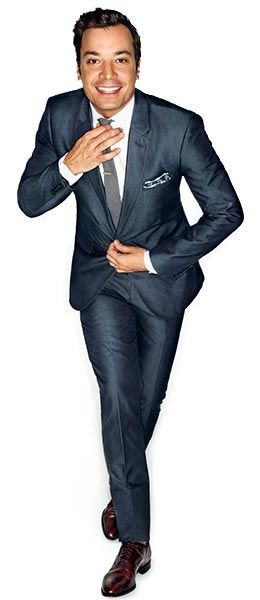 Jimmy Fallon. I am totally lovin this guy and his show. Kinda got a crush thing too ! Who knew???