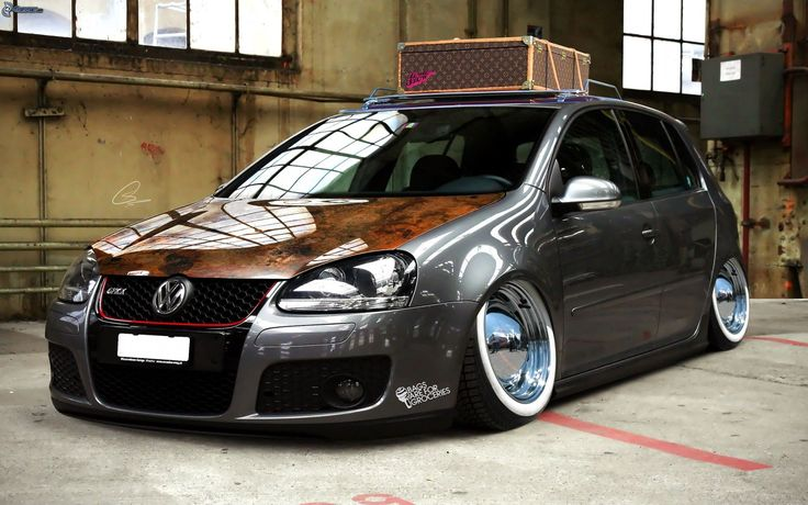 VW GOLF MK5 Tuning Special