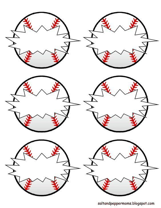 Baseball Snack Tags.pdf - Google Drive:                                                                                                                                                      More