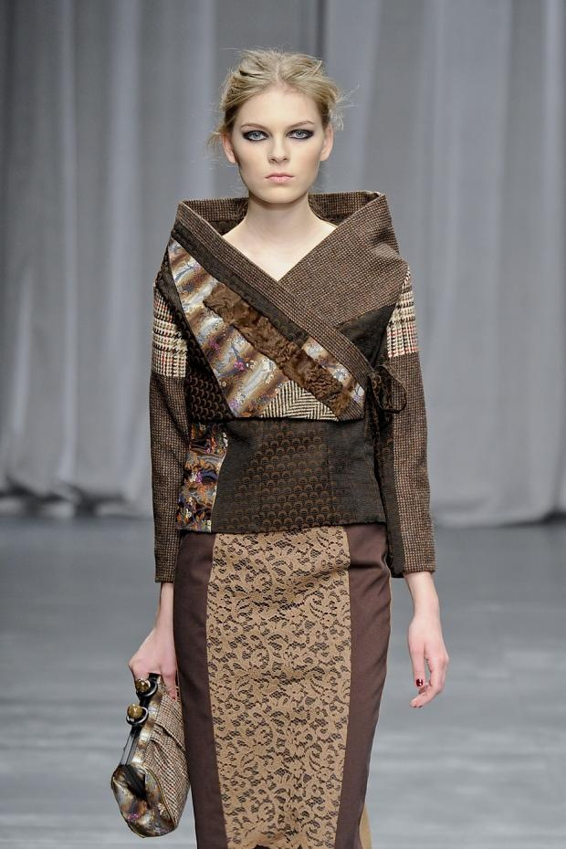 Antonio Marras fall / winter 2012 runway collection