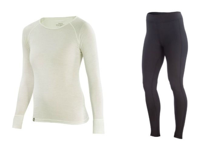 Ibex Woolies Crew Top | Ibex Woolies Thermal Bottoms | Have you heard of merino wool? It's the ultimate travel fabric and it will revolutionize the way you pack! Want to pack light any time of year? Read this. | TravelFashionGirl.com