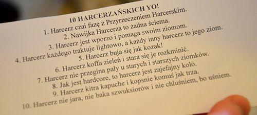 """Szczep """"Budowlani"""" - Prawo i Przyrzeczenie"""