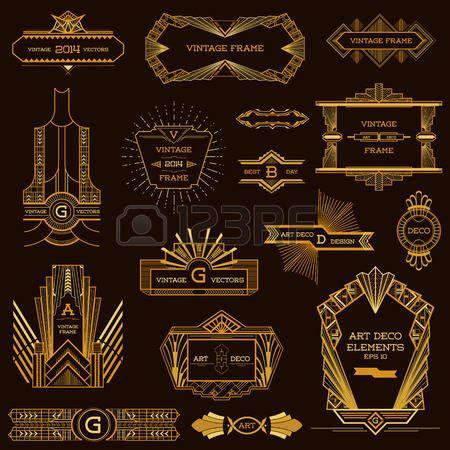 55 Best Art Deco Elements Images On Pinterest Art Deco