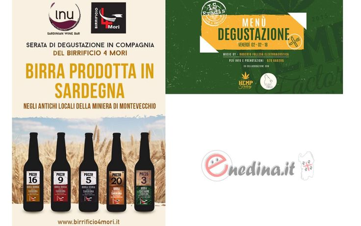 Degustazione birre Pozzo e Hemp Factory: fine settimana del sapore