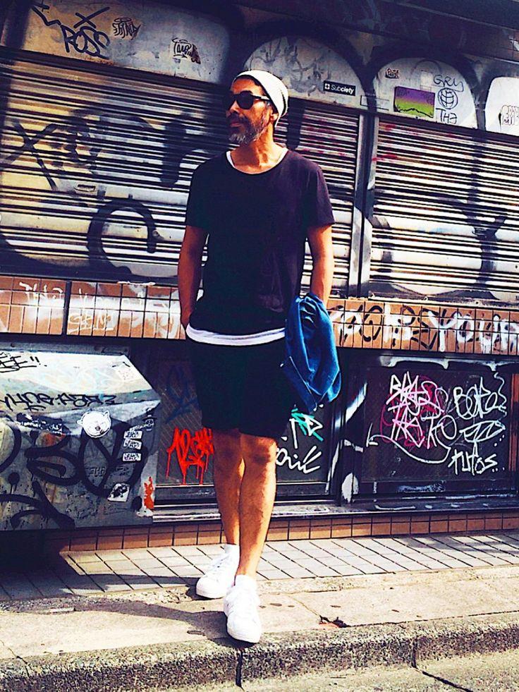 YosaKuginoさんのスニーカー「adidas 」を使ったコーディネート