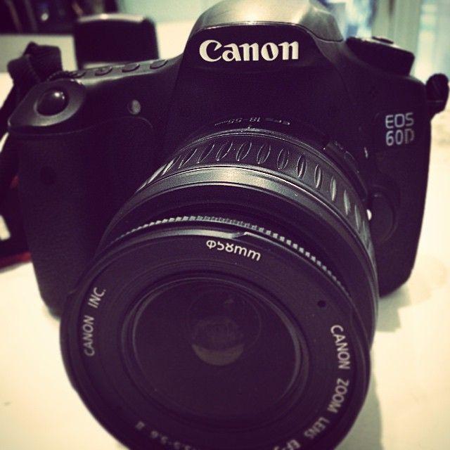 #Canon eos 60d