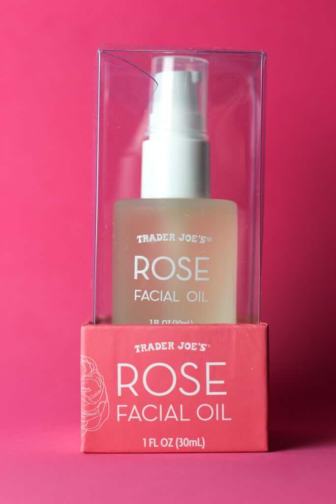 Joe For Oil >> Trader Joe S Rose Facial Oil Trader Joes Product Items And