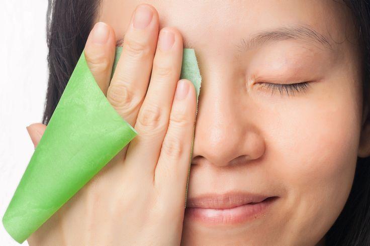 Jak pielęgnować i osuszać tłustą cerę?