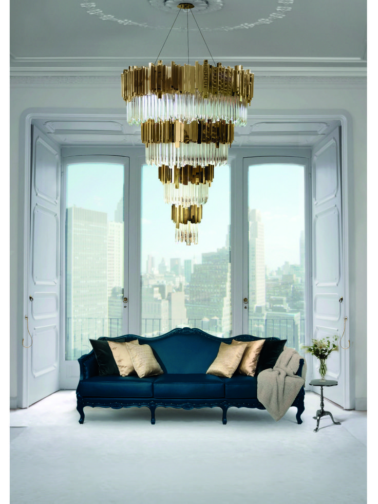 EMPIRE   CHANDELIER #chandelier #lightingdesign #classiclighting #luxuryhomes