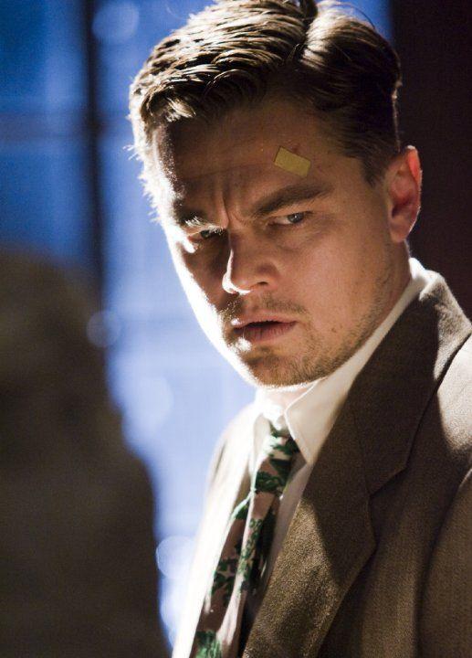 "Leonardo DiCaprio in ""Shutter Island"" (2010)"