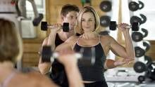 "This is one of my ""ask the trainer"" columns from The Globe and Mail ""New to lifting weights: 8 tips every gym rat should know"". Knowledge is power! Learn how to set up an effective yet safe exercise routine!"