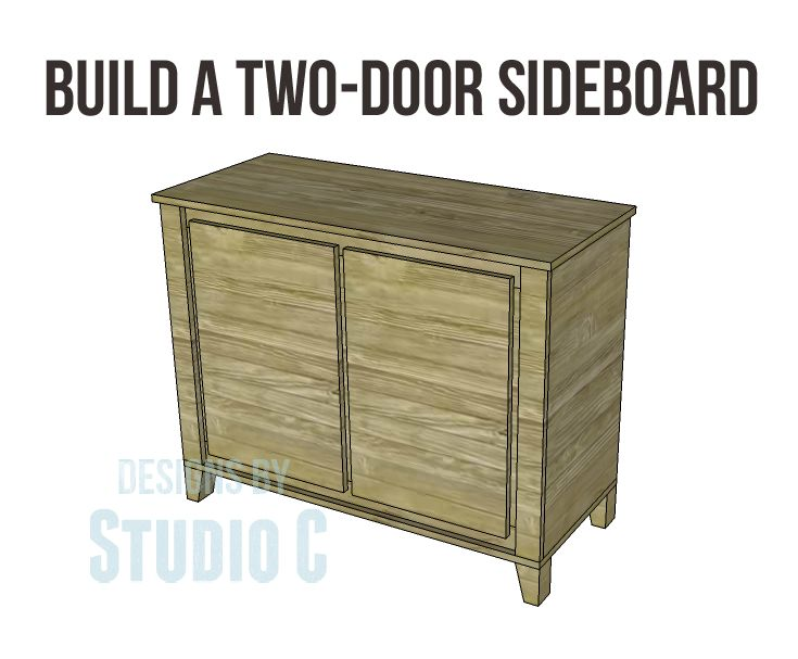 83 Best Sideboard Plans Images On Pinterest Cabinets
