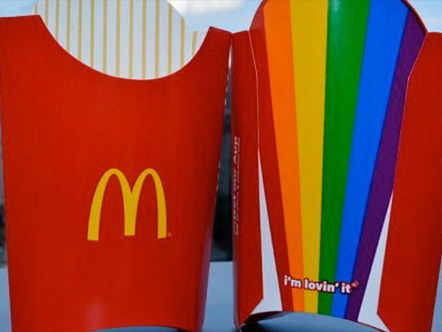 """Evangelista pide boicotear a McDonald's por ofrecer """"papas fritas gays"""""""
