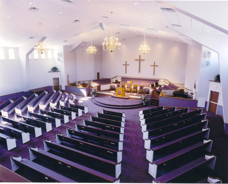 Church Sanctuary Design Ideas | Church Sanctuary Design & Construction | Midwest Church Construction ...