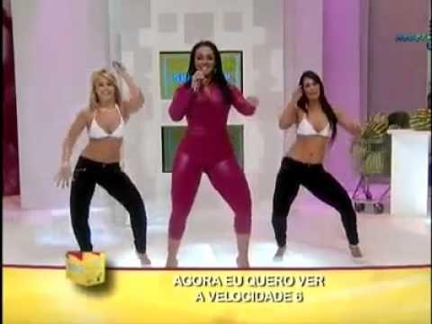 velocidade 6, Andressa Soares