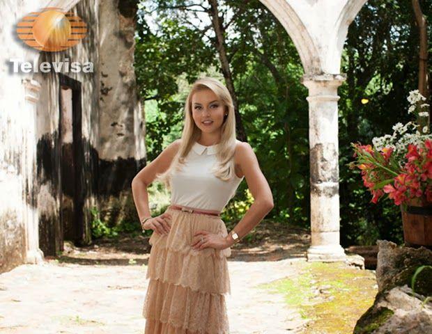 angelique boyer telenovelas - photo #31