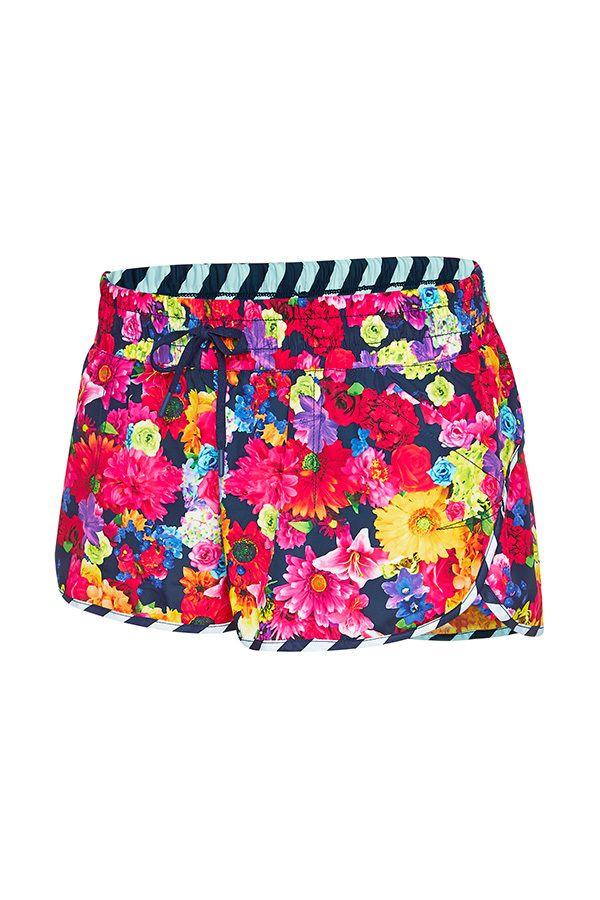 Floral Mania Run Short xx #LJWISHLIST