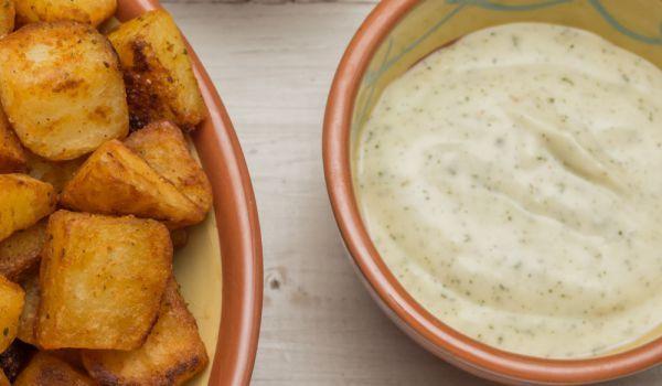Чеснов сос (Айоли) - Рецепта. Как да приготвим Чеснов сос (Айоли). Кликни тук, за да видиш пълната рецепта.