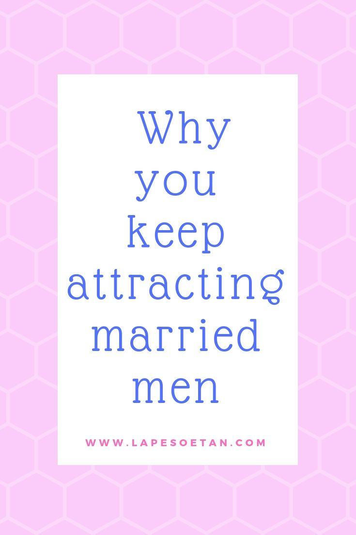 things to do when dating a married man