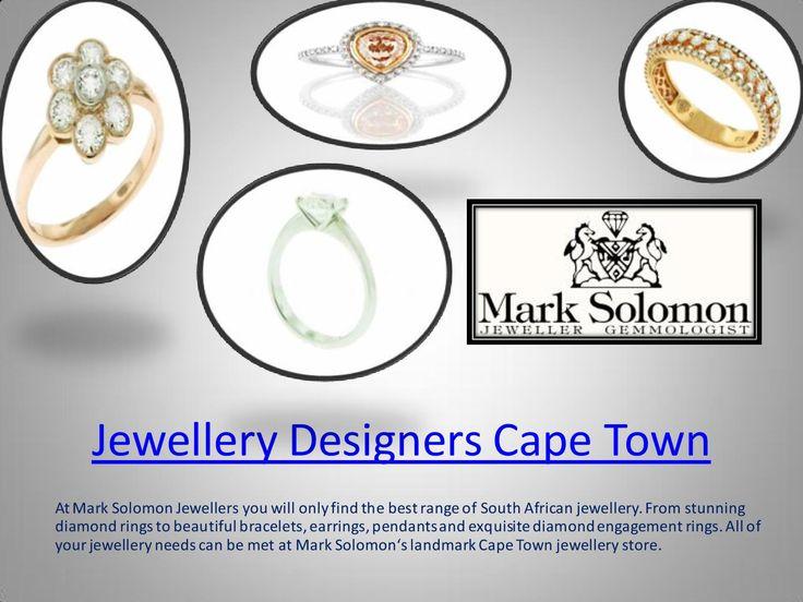 To get best online jewellery @ http://www.marksolomonjewellers.co.za/