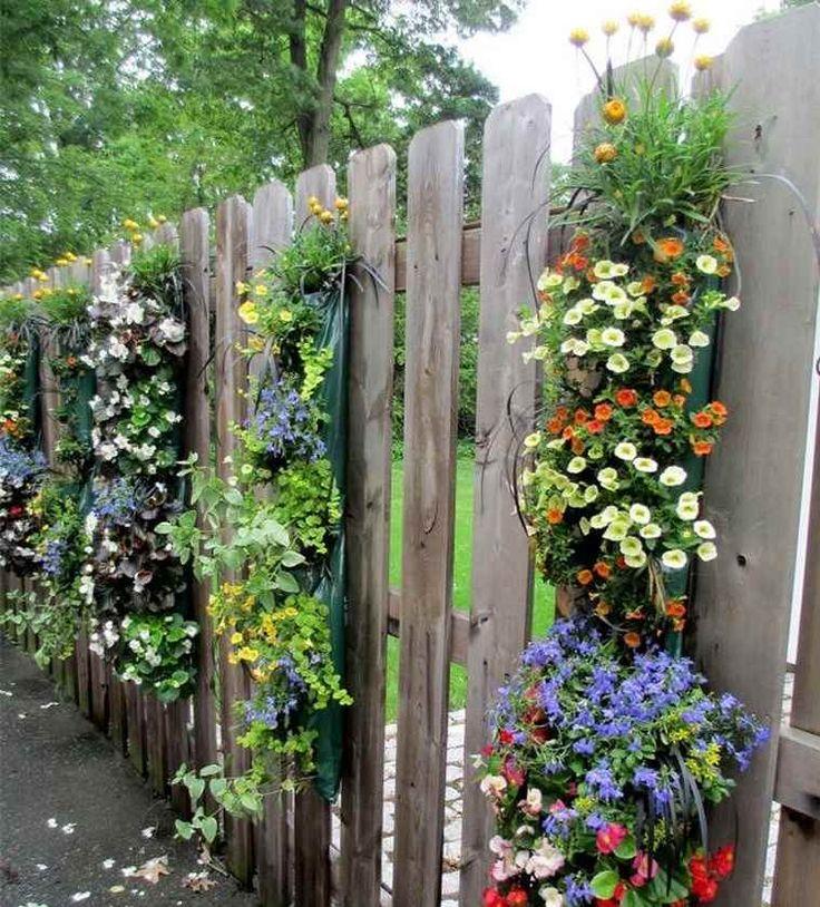 S paration jardin id es de cl tures haies et brise vue discrets et l gants gradina - Separation jardin ...