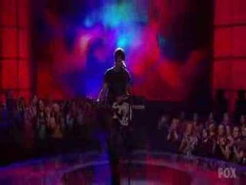 David Cook- Hello by Lionel Richie .....one of the BEST reinterpretations of a song I have EVER heard!!!! HOTTTTTTT