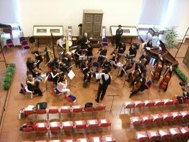 First concert Baroque Orchestra - 26/01 Primo concerto Orchestra Barocca  by Civic School of Music
