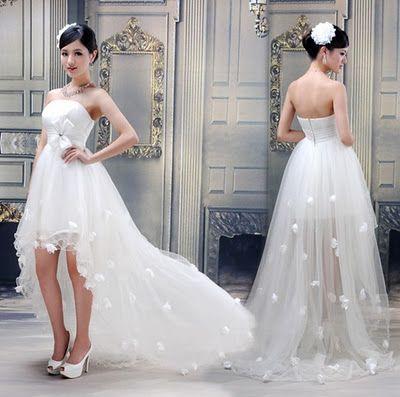 #vestidos #vestidosdenoiva #vestidosmullets #mullet