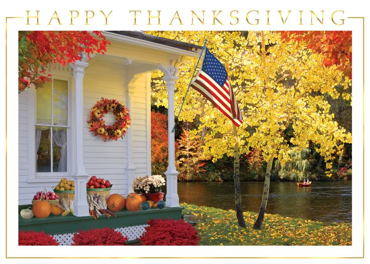26 Best Thanksgiving Holiday Cards Images On Pinterest