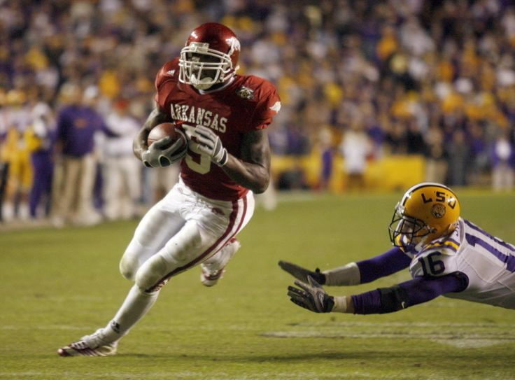 """Long before """"The Battle For The Golden Boot"""" tag was placed on the LSU vs. Arkansas series, the Tigers and the Razorbacks played in a couple of epic Cotton Bowls. Since the Hogs joined the SEC in 1992, the November border war between the West Division rivals is usually pretty feisty."""