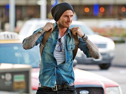 : Men S Style, Men S Fashion, Mensfashion, David Beckham, Styles, Davidbeckham, Man
