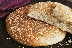 Arabic Food Recipes: Moroccan bread recipe