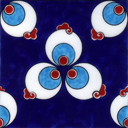 Cintemani Tiles C001Tile Sizes: 12x12 cm - 20x20 cm - 23,5x23,5 cm - 29,5x29,5…