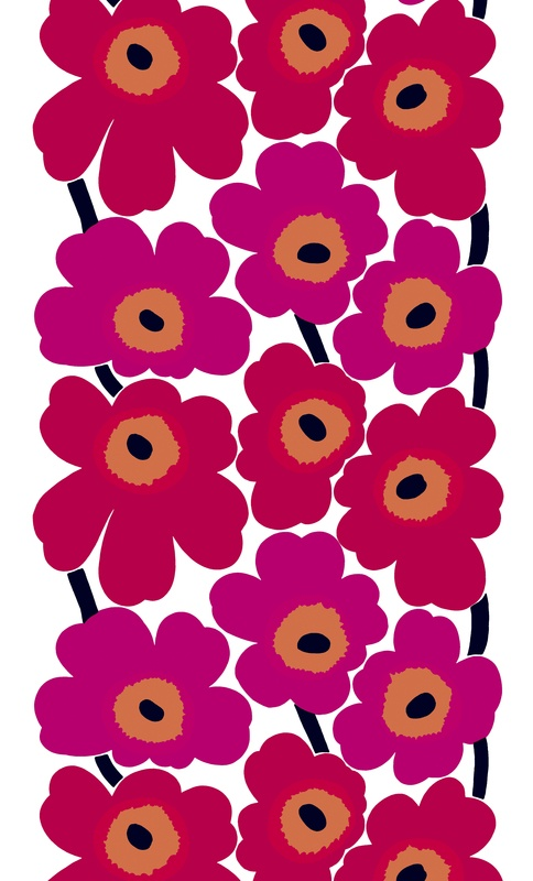 Unikko (Poppy), Design: Maija Isola for Marimekko